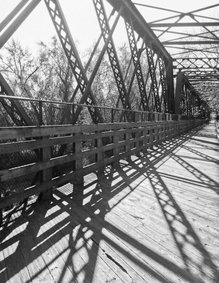 Northampton Bike Bridge