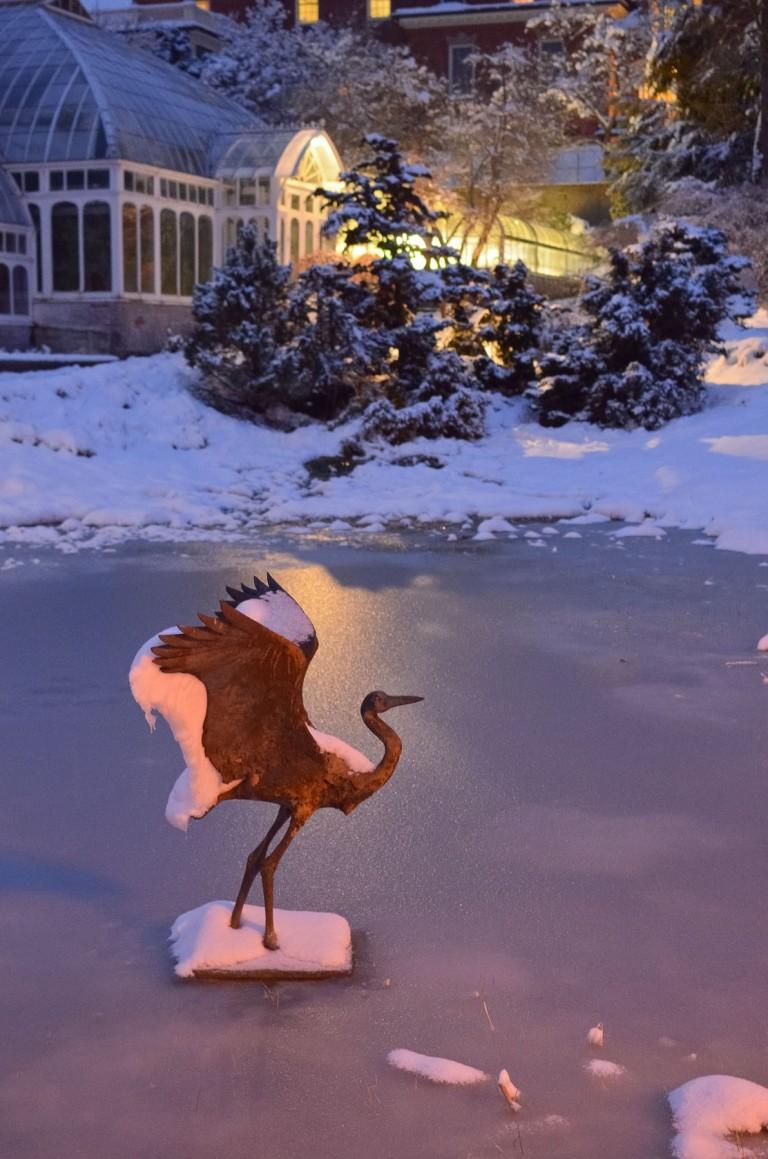 Ice Flock