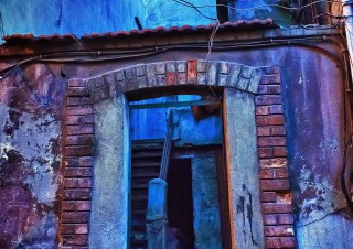 Doorway, Istanbul
