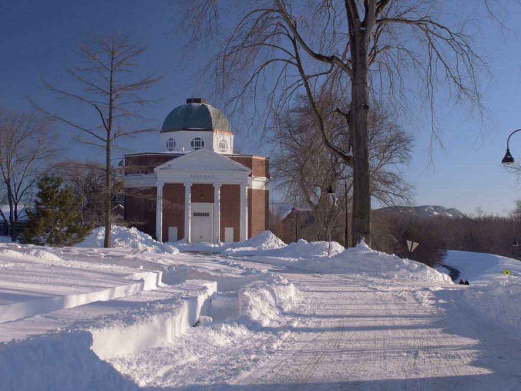 Sage Hall Hill