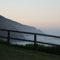 Esalen Morning