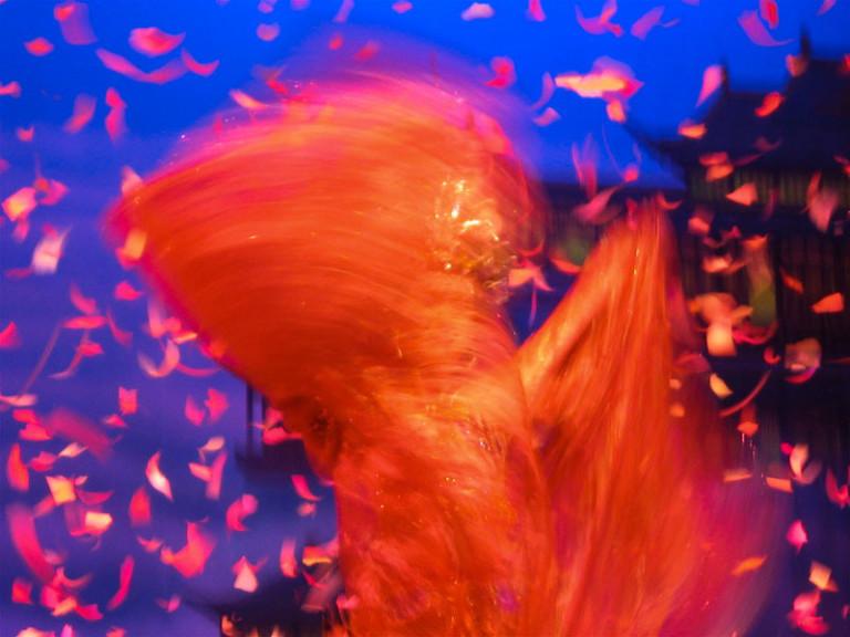 Red Dancer #1